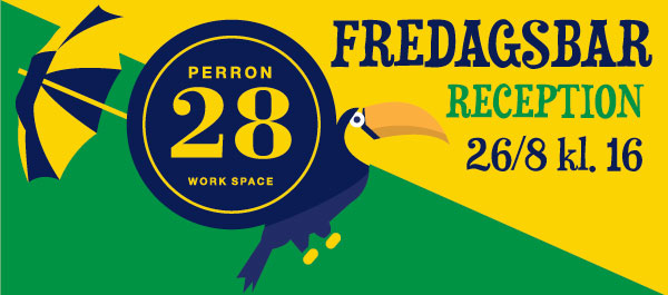 Fredagsbar_Perron28_header