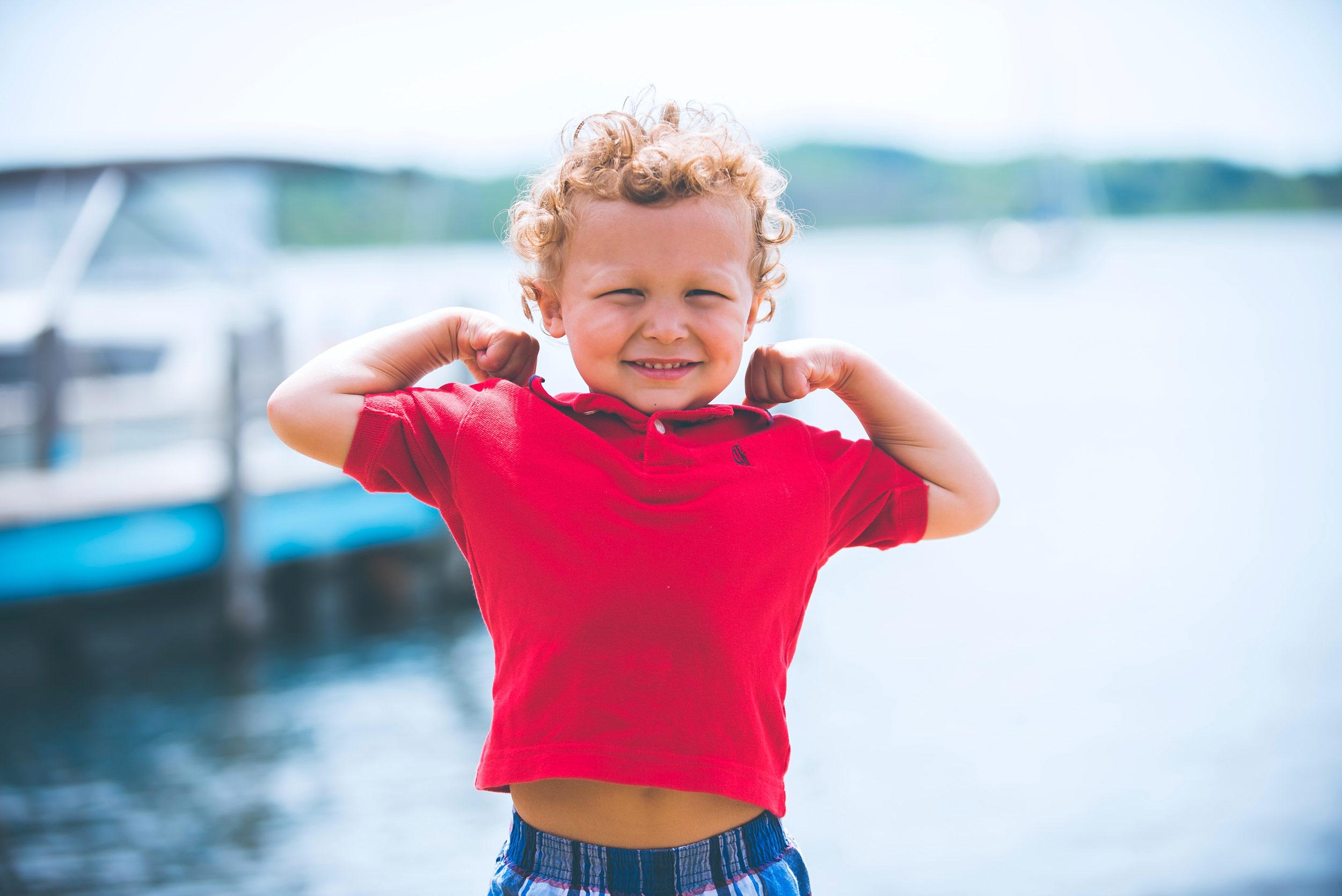 Børnefysioterapi og iværksætterdrøm